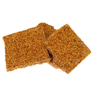 Honey Sesame Crunch Bars - NY Spice Shop