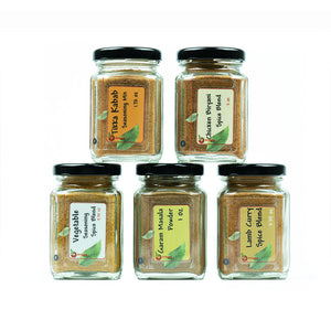 Indian Spice Blends - Set of 5 - NY Spice Shop