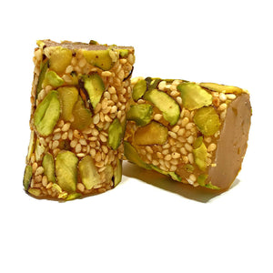 MALBAN_ARAYSSEH_WITH_SESAME_AND_PISTACHIOS - NY Spice Shop