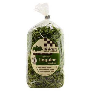 Spinach Linguine Pasta - 12Oz - NY Spice Shop