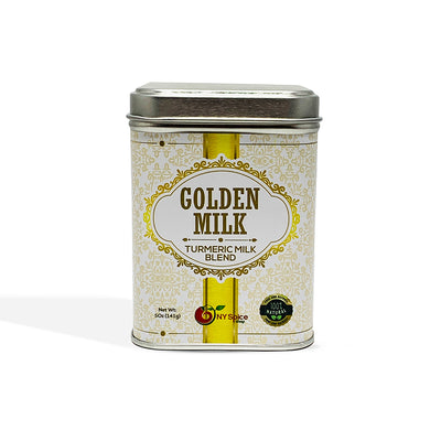 Golden Milk - Turmeric Milk Blend - NY Spice Shop