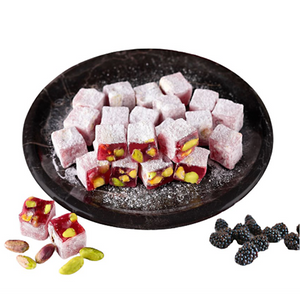 Turkish Delight Pistachio & Blackberry - NY Spice Shop