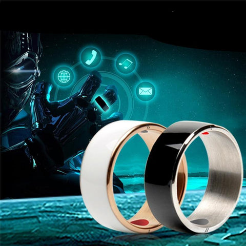 Waterproof Smart Ring for High Speed NFC