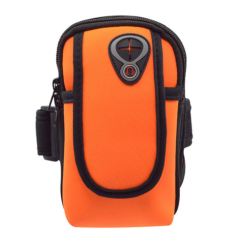 Sport Running Pouch 5.5 inch Running Wrist Phone Bag Arm