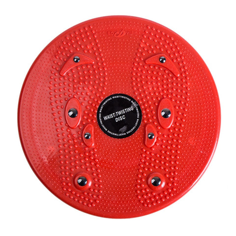 Practical Twist Waist Torsion Disc Board Magnet Aerobic Foot Exercise - DGACTIVE