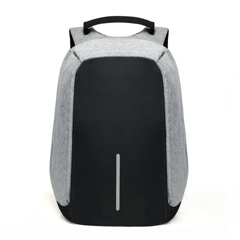 15 inch Laptop Backpack USB Charging Anti Theft Backpack Travel Backpack Waterproof School Bag