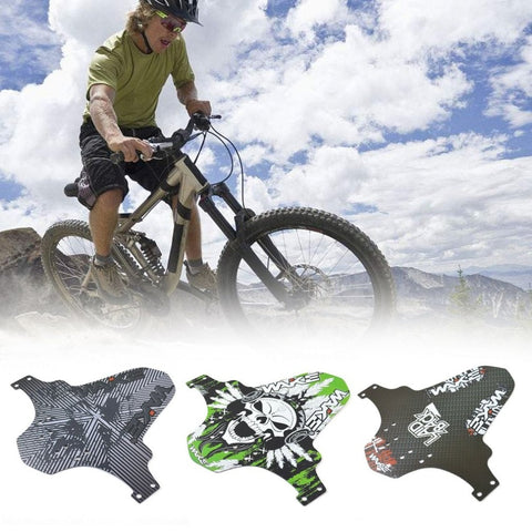 Professional MTB Bike Front Fenders Mudguards Protector - DGACTIVE