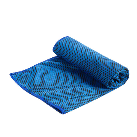 Portable Reusable Heat Relief Instant Cooling Cold Chill Sports Towel - DGACTIVE
