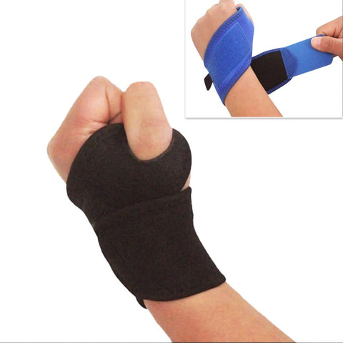 Unisex Wrist Guard Band Brace Support