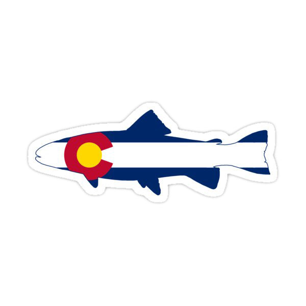 Co Flag Trout