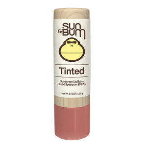 Tinted SPF15 Lip Balm