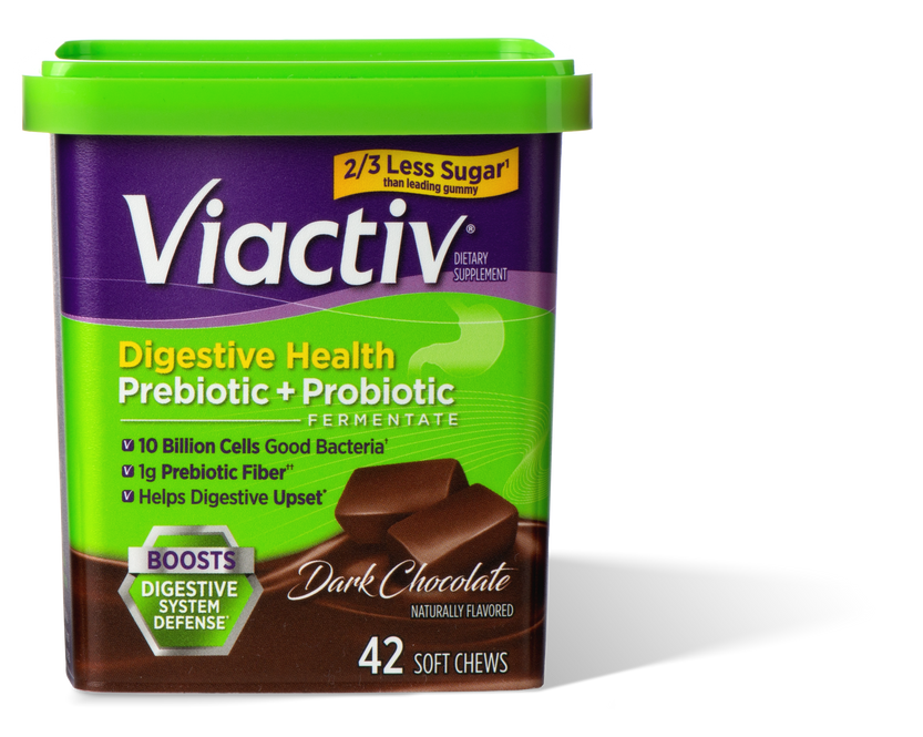 Container of Viactiv Digestive Health