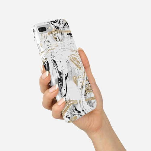 Marble iPhone 8 Plus Case Marble Galaxy S9 Plus