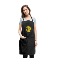 Adjustable Apron - black