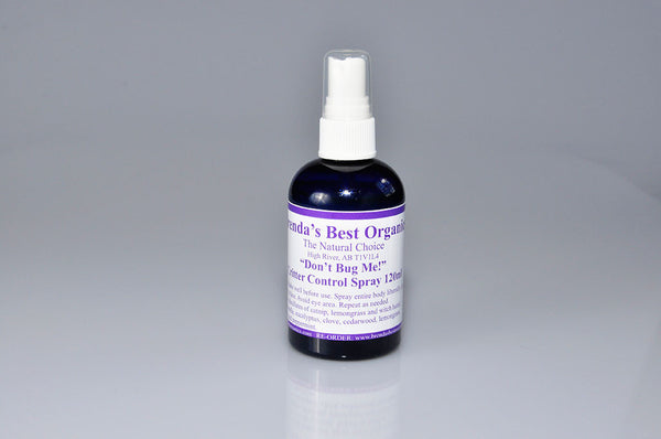 "Summer Comfort Spray (Formerly ""Don't Bug Me"") 120ml"