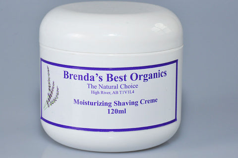 Moisturizing Shave Creme 120ml