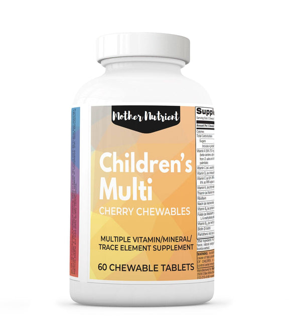 Children's Multi - Mother Nutrient