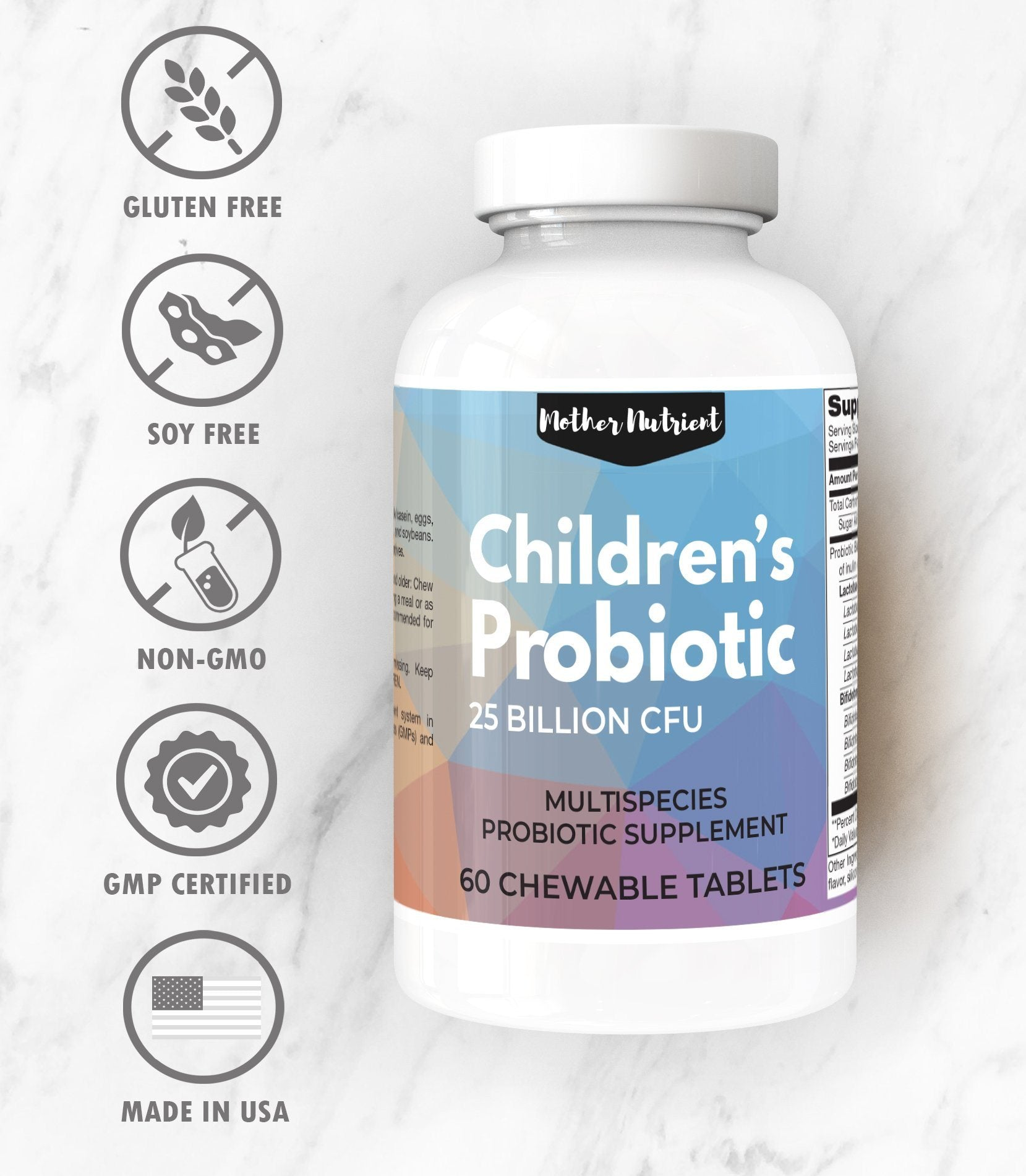 Children's Probiotic - Mother Nutrient