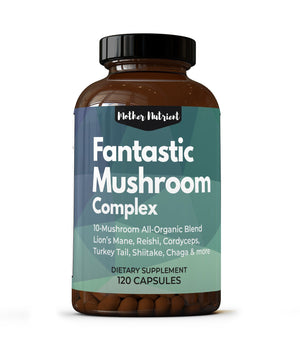 Organic Mushroom Blend - Mother Nutrient