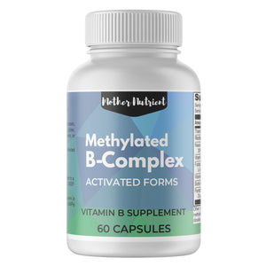 Methylated B-Complex - Mother Nutrient