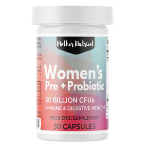 Women's PRE+PRObiotic - Mother Nutrient