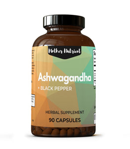 Organic Ashwagandha Extract - Mother Nutrient