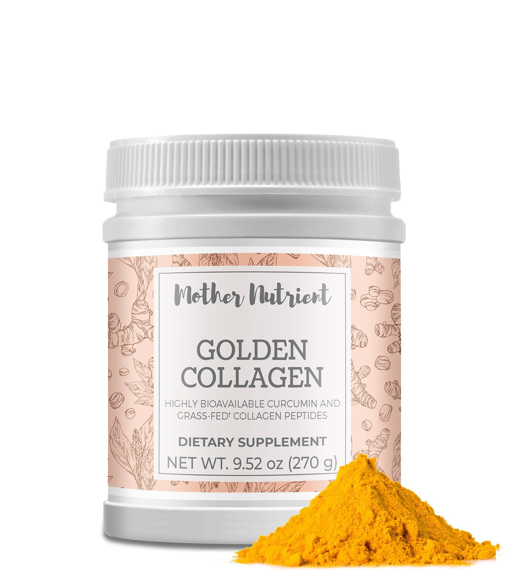 Organic Golden Collagen - Mother Nutrient
