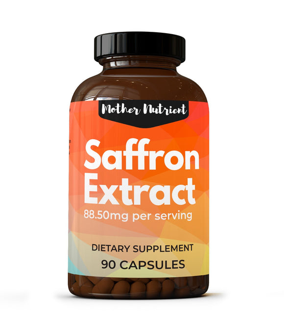 Saffron Extract (90ct) - Mother Nutrient