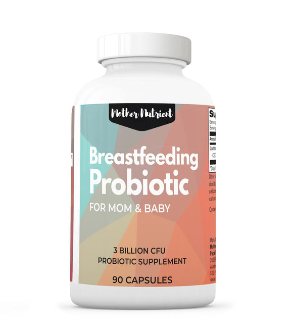 Breastfeeding Probiotic - Mother Nutrient