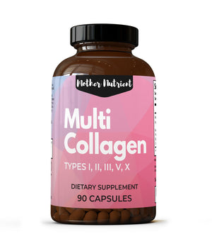Multi Collagen Complex - Mother Nutrient
