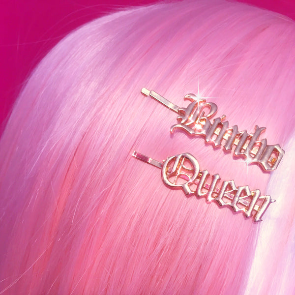Walk of Fame Bimbo Queen Hairpin Set