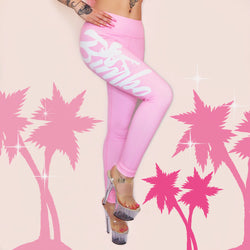 Venice Beach Babe Leggings
