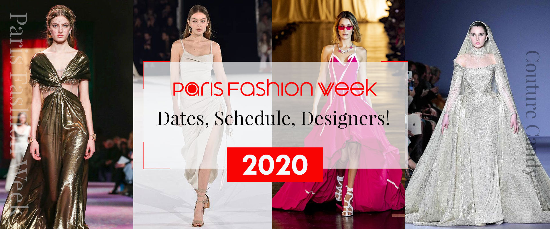 Your Know-All Guide to Paris Fashion Week 2020