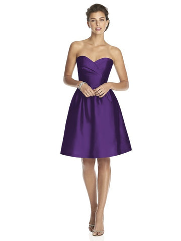 Alfred Sung - Bridesmaid Dress in Majestic