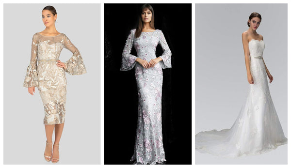 Wedding Cocktail Dresses for Summer 2020