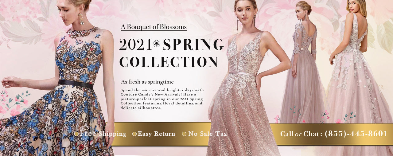 2021 New Arrivals Spring Collections