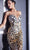 Cinderella Divine - CR858 Mirror Embellished Evening Gown Evening Dresses