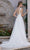 Da Vinci Bridal - 50361 Sweetheart V Back Embellished Gown Wedding Dresses