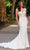 Enchanting by Mon Cheri - 120162 Beaded Lace Sweetheart Bridal Gown Bridal Dresses