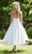 Mori Lee Bridal - 12103 Birdie Braided Strap Satin Wedding Gown Wedding Dresses