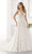 Mori Lee Bridal - 2171 Adelaide Wedding Dress Wedding Dresses 0 / Ivory/Sand
