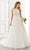 Mori Lee Bridal - 2187 Analiese Wedding Dress Wedding Dresses 0 / Ivory/Champagne/Honey