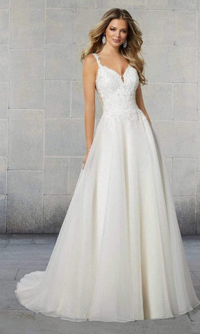 Mori Lee Bridal - 6926 Sybil Wedding Dress