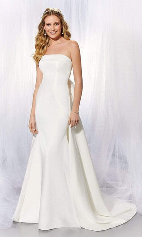 Mori Lee Bridal - 6931 Ava Wedding Dress Wedding Dresses 0 / Ivory