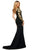 Sherri Hill - 53467 Cut Glass Long Fitted Dress Prom Dresses