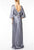 Terani Couture - 1922M0531 Embellished Bateau Long Sheath Dress Mother of the Bride Dresses