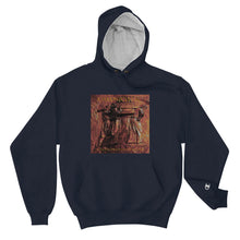 "Load image into Gallery viewer, Champion Hoodie ""Chronicles 16: A Psalm in Rock"" artwork"