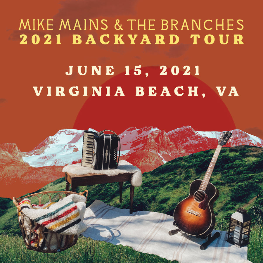 Backyard Tour - June 15 - Virginia Beach, VA