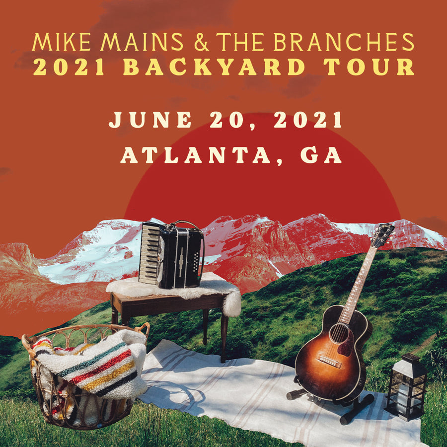 Backyard Tour - June 20 - Atlanta, GA