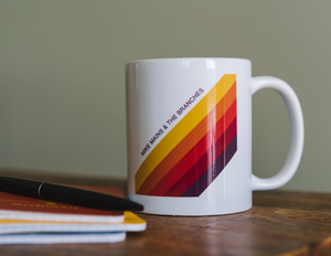 Retro Rainbow Coffee Mug